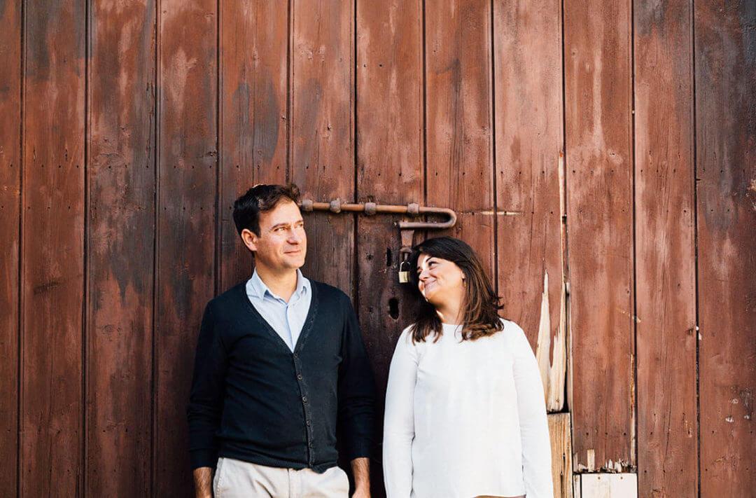 Claudia e Luigi immagine
