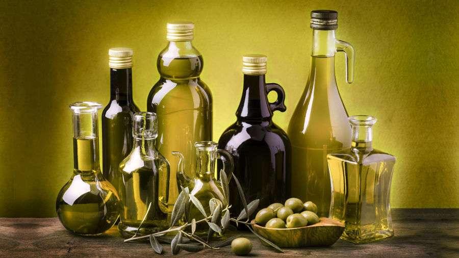 conservazione olio